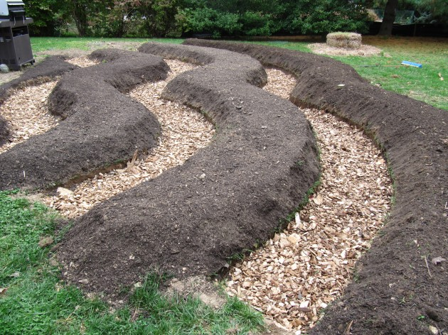 Wood raised flower bed plans pdf download oil wood finishes milky41nwe for Wood chip mulch vegetable garden